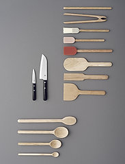 RIG-TIG - EASY praline spatula - lastat ja taikinakaapimet - wood - 4