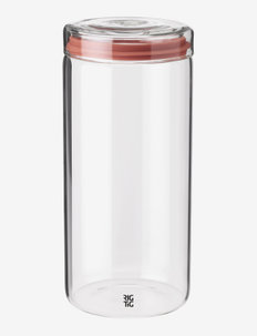 STORE-IT storage jar - purkit ja laatikot - clear