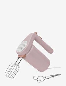 FOODIE hand mixer - EU - tehosekoittimet - light rose