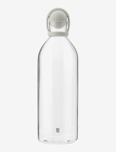 COOL-IT water carafe, 1.5 l. - light grey - vandkarafler & vandkander - light grey