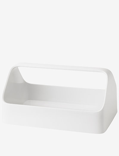 HANDY-BOX  storage box - glasskrukker - white