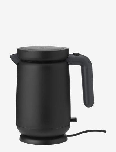 FOODIE electric kettle, 1 l. - EU - kjøkkenmaskiner - black