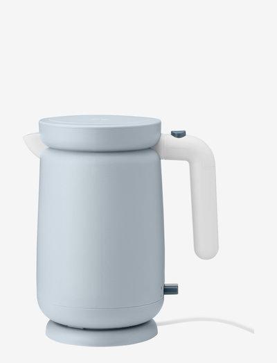 FOODIE electric kettle, 1 l. - EU - kjøkkenmaskiner - light blue