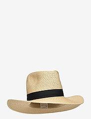 Rip Curl - DAKOTA PANAMA - bucket hats - natural - 0