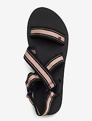 Rip Curl - P-LOW PISMO - hiking sandals - black/tan - 3