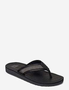 WEDGE - sport shoes - black