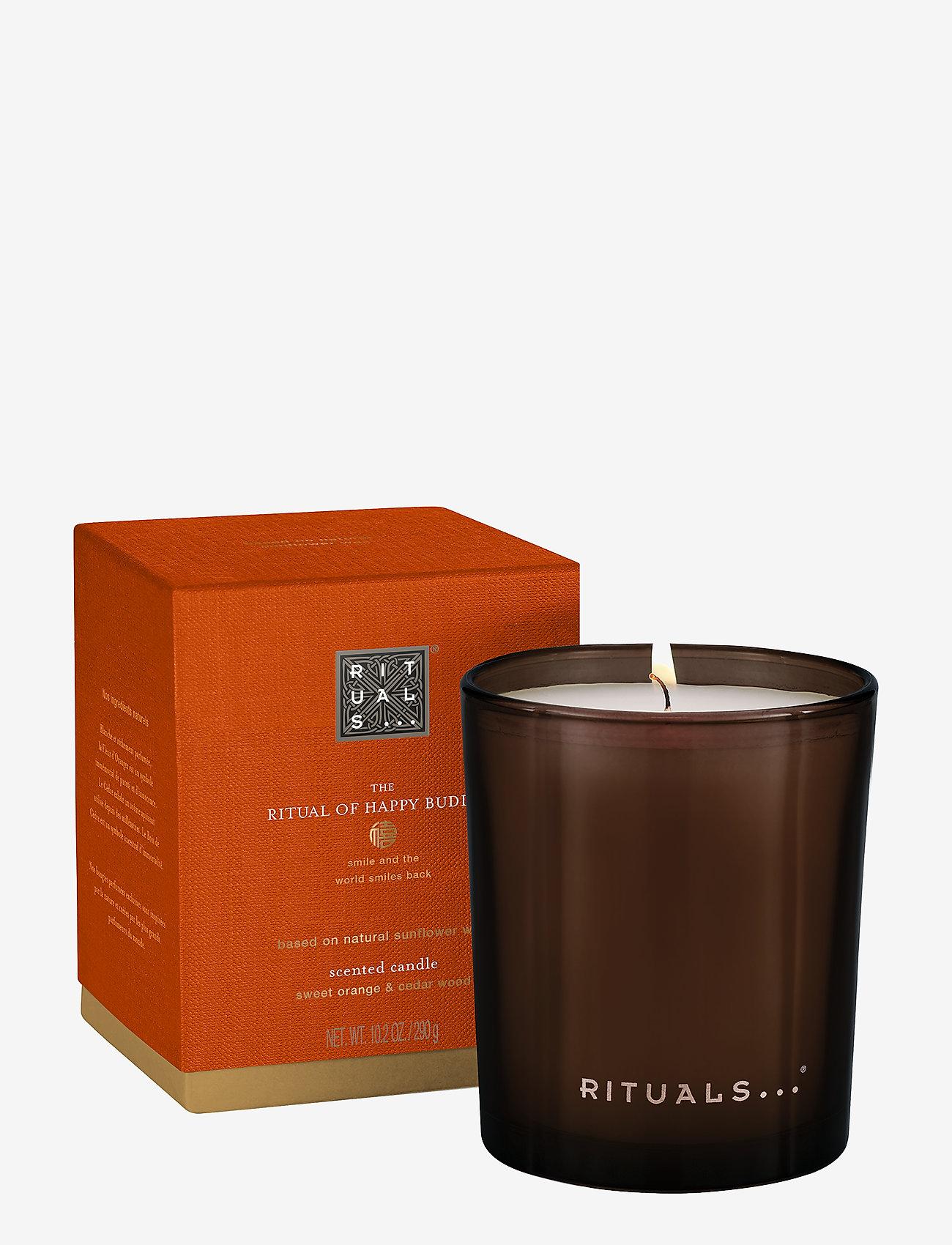Rituals - The Ritual of Happy Buddha Scented Candle - doft - no colour - 1
