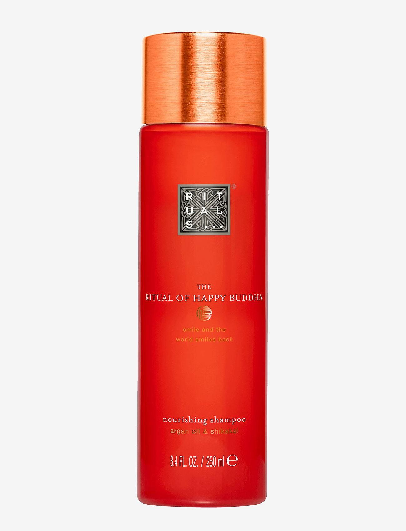 Rituals - The Ritual of Happy Buddha Shampoo - shampoo - clear - 0