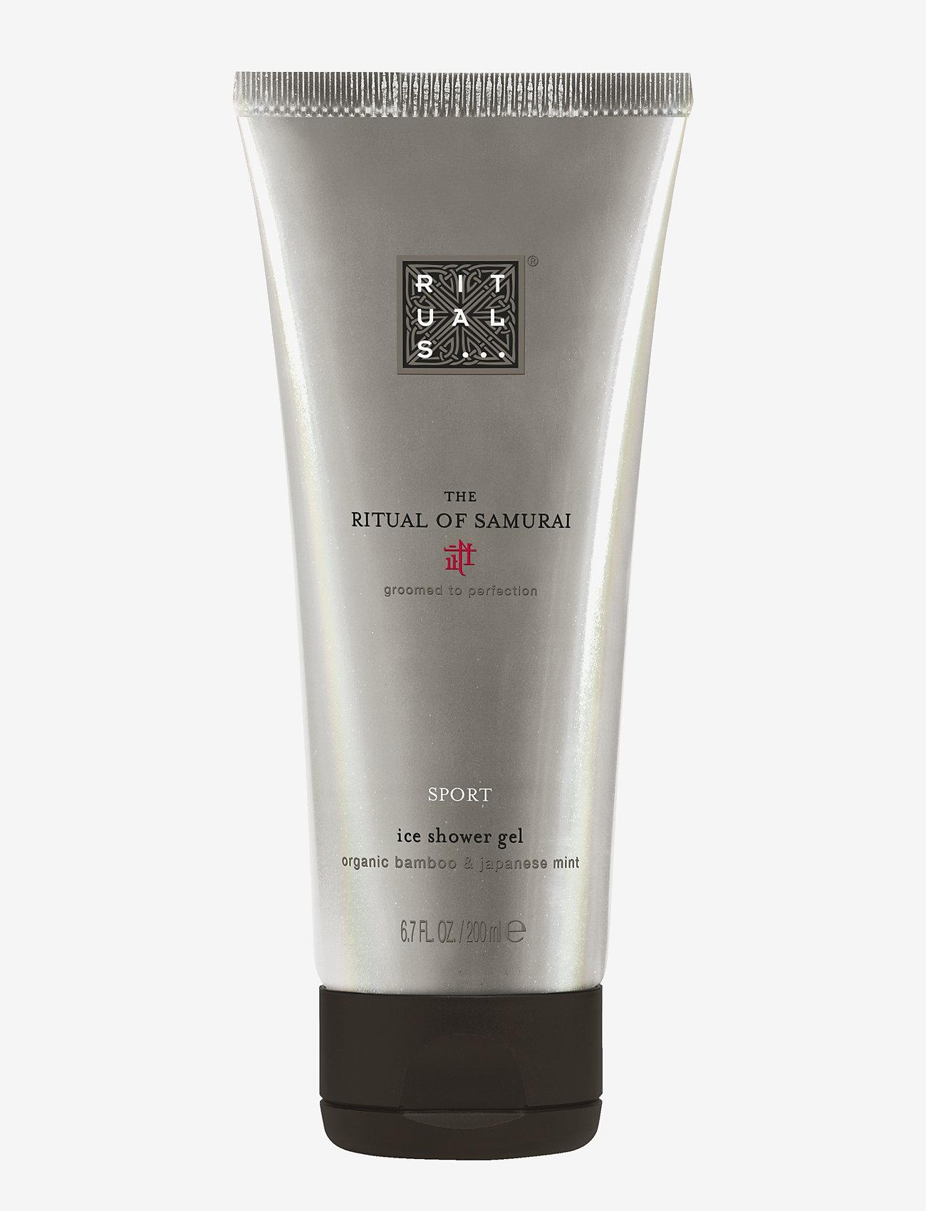 Rituals - The Ritual of Samurai Ice Shower - shower gel - no color - 0