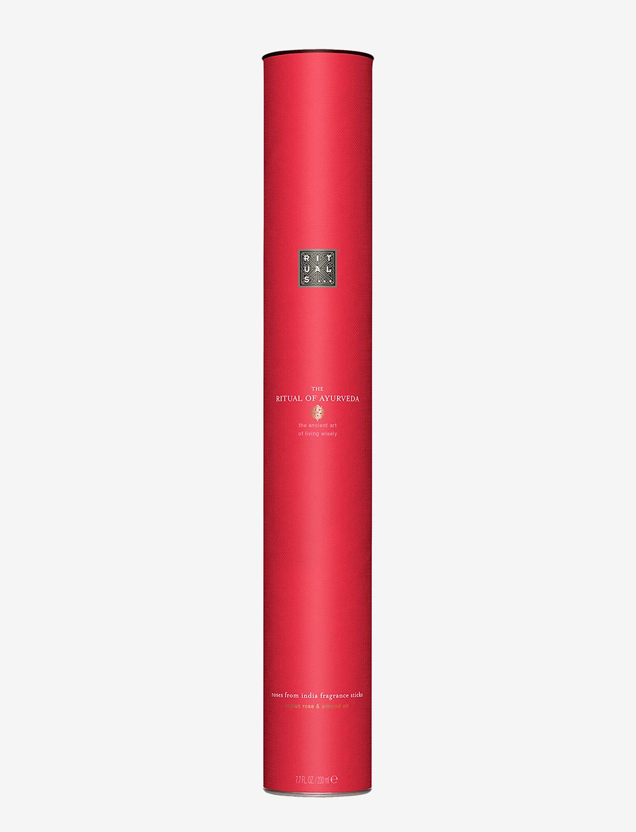 Rituals - The Ritual of Ayurveda Fragrance Sticks - doftpinnar - no colour - 1