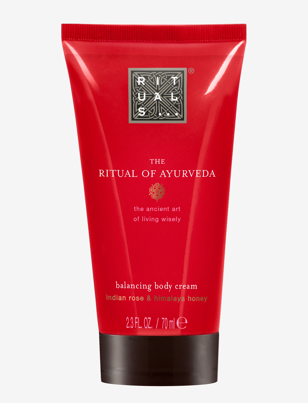 Rituals - The Ritual of Ayurveda Body Cream 70 ml - body cream - clear - 0