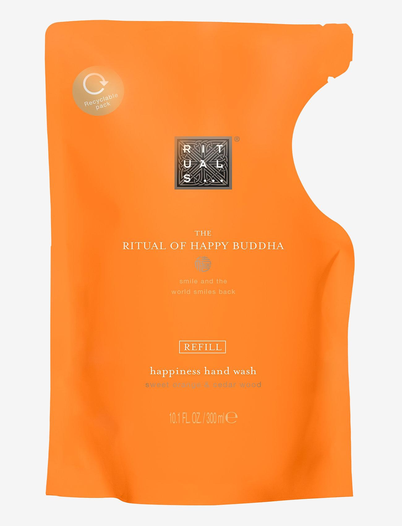 Rituals - The Ritual of Happy Buddha Refill Hand Wash - handtvål - no colour - 0