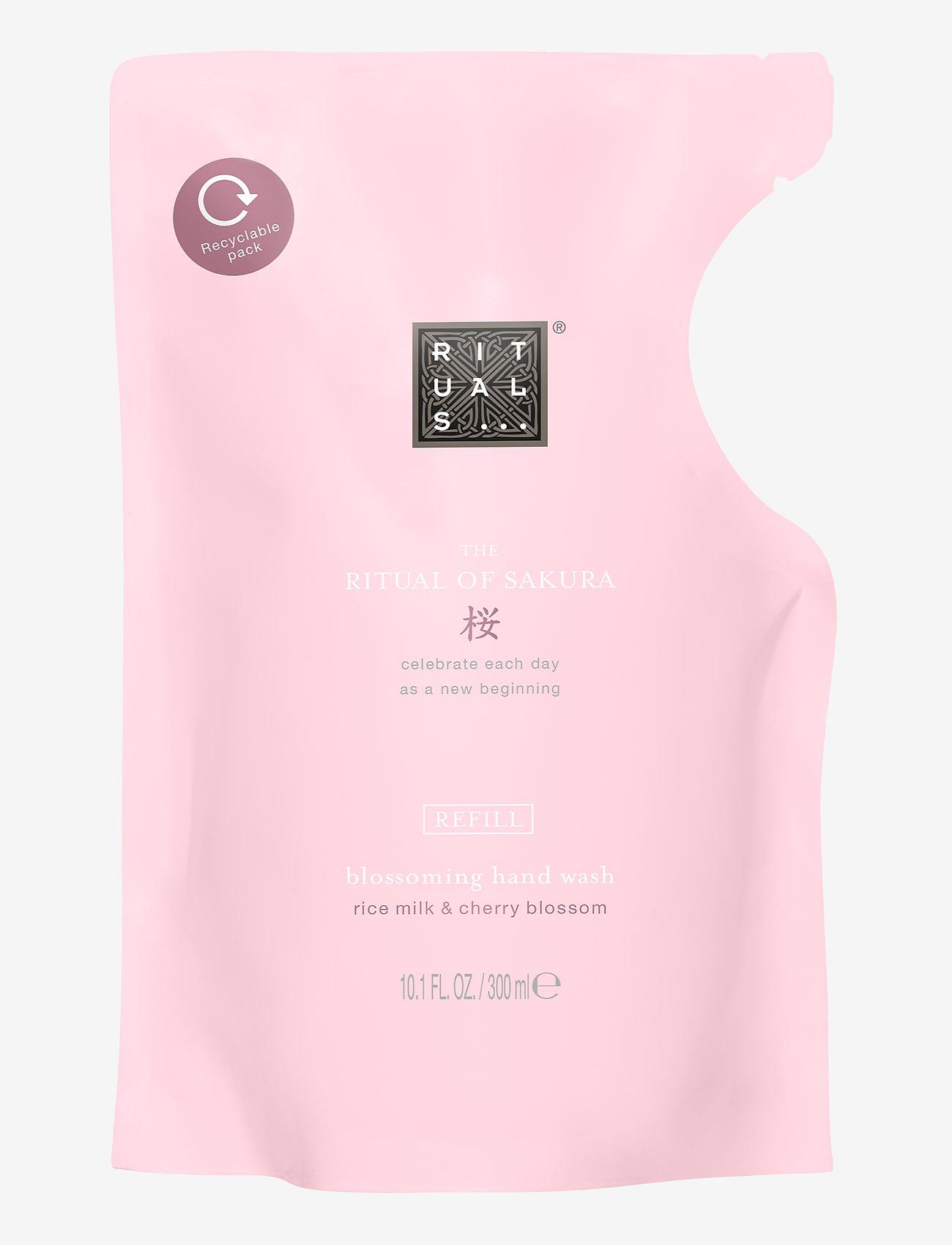 Rituals - The Ritual of Sakura Refill Hand Wash - handtvål - no colour - 0