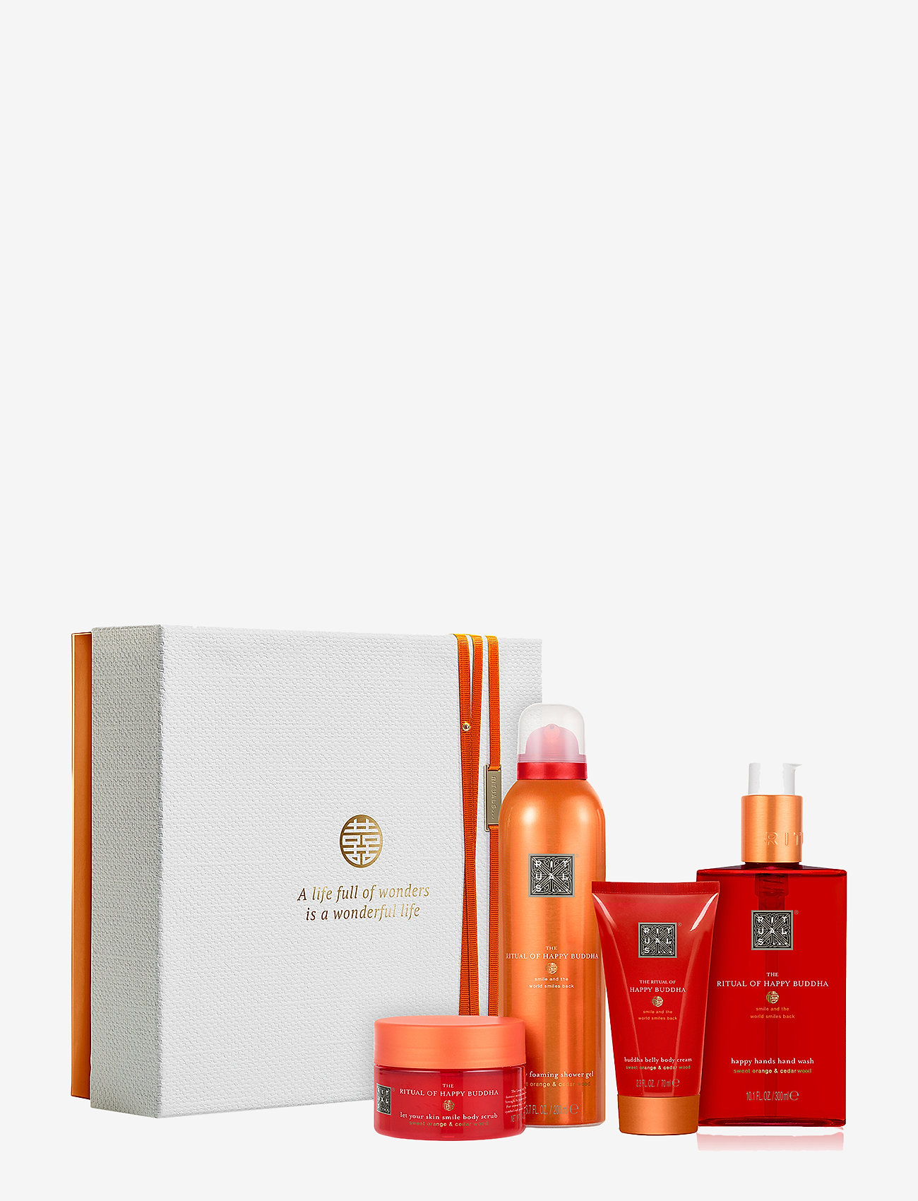 Rituals - The Ritual of Happy Buddha - Energising Ritual - kroppsvårdsset - no colour - 0
