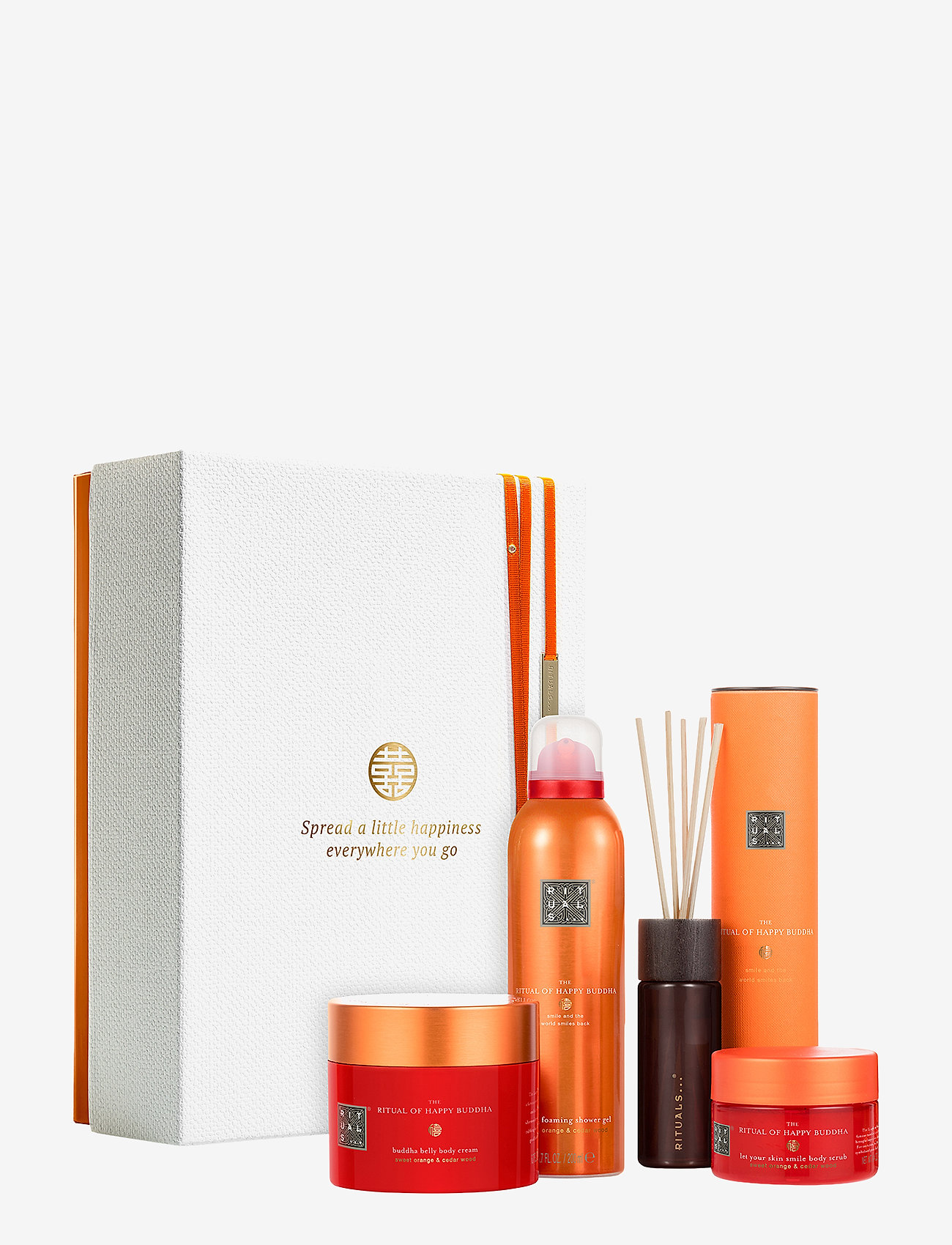 Rituals - The Ritual of Happy Buddha - Energising Collection - kroppsvårdsset - no colour - 0