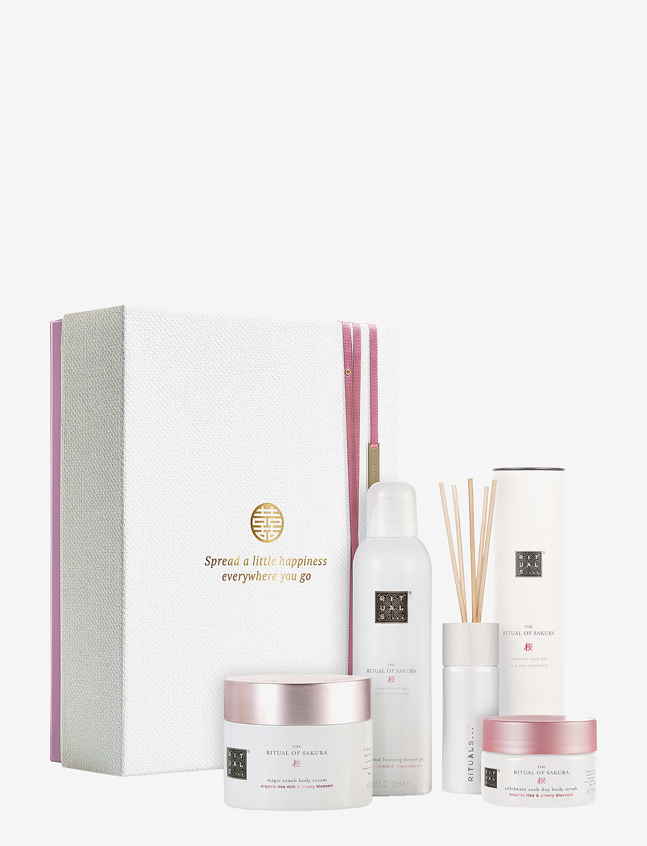 Rituals - The Ritual of Sakura - Renewing Collection - kroppsvårdsset - no colour - 0