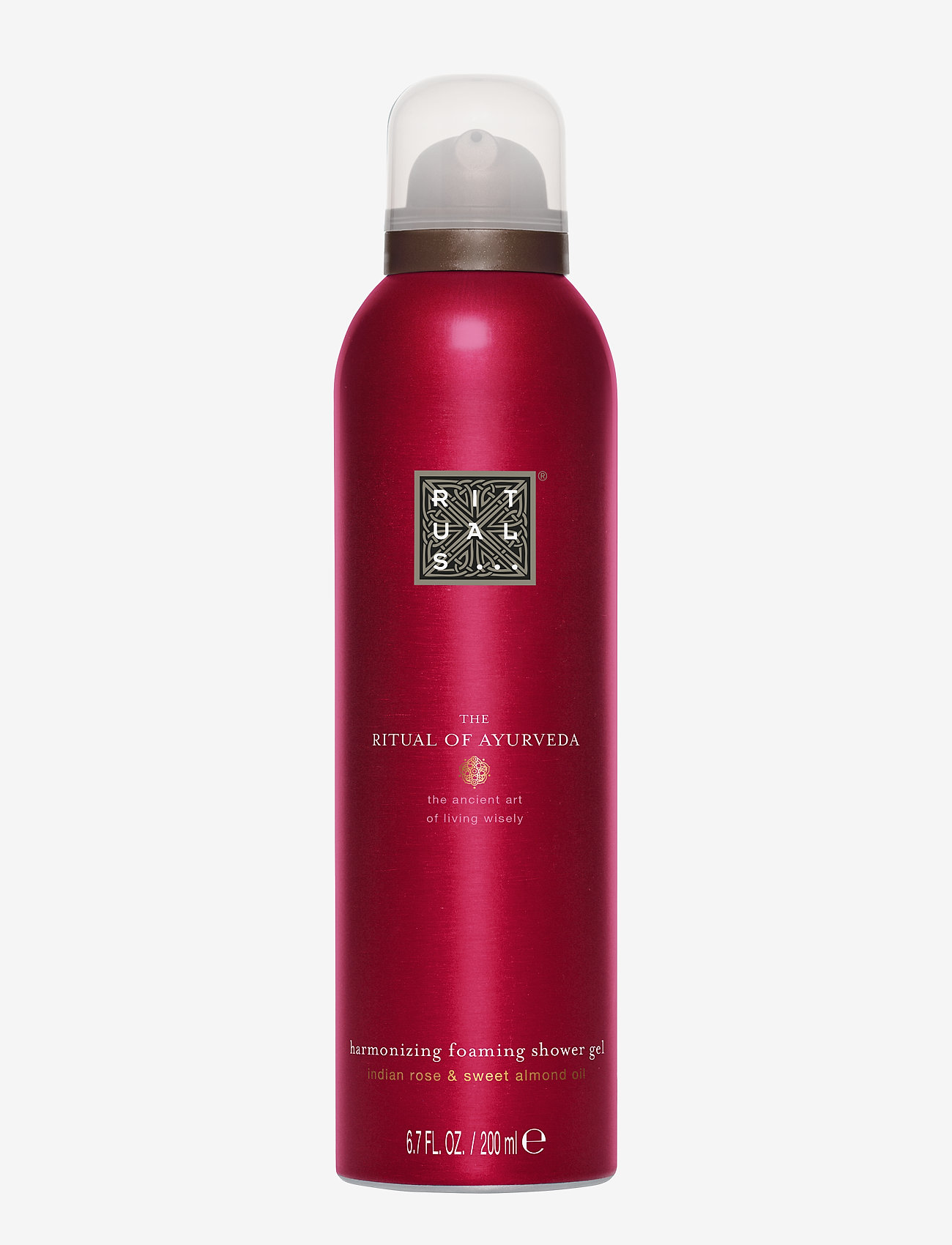 Rituals - The Ritual of Ayurveda Foaming Shower Gel - bad - no color - 0