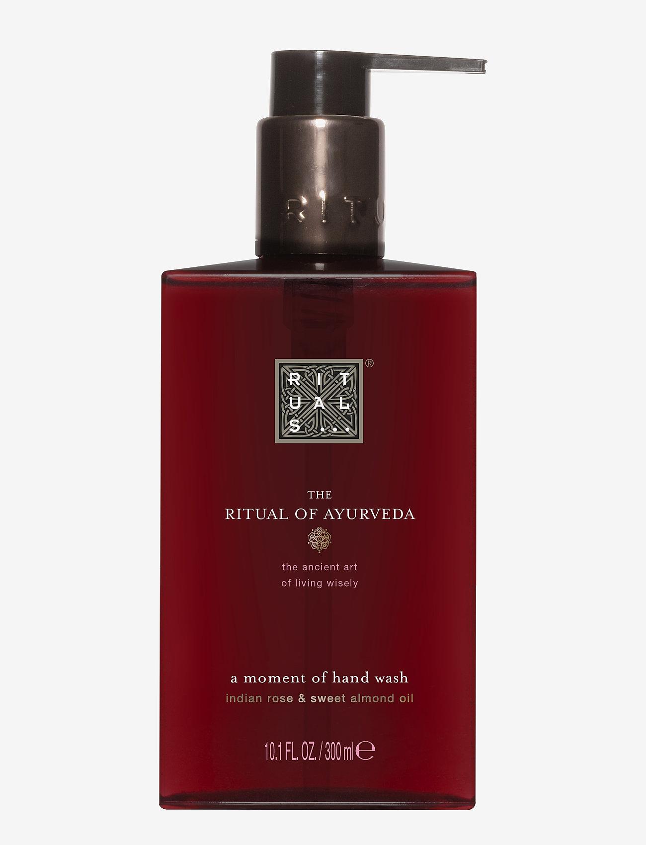 Rituals - The Ritual of Ayurveda Hand Wash - handtvål - no color - 0