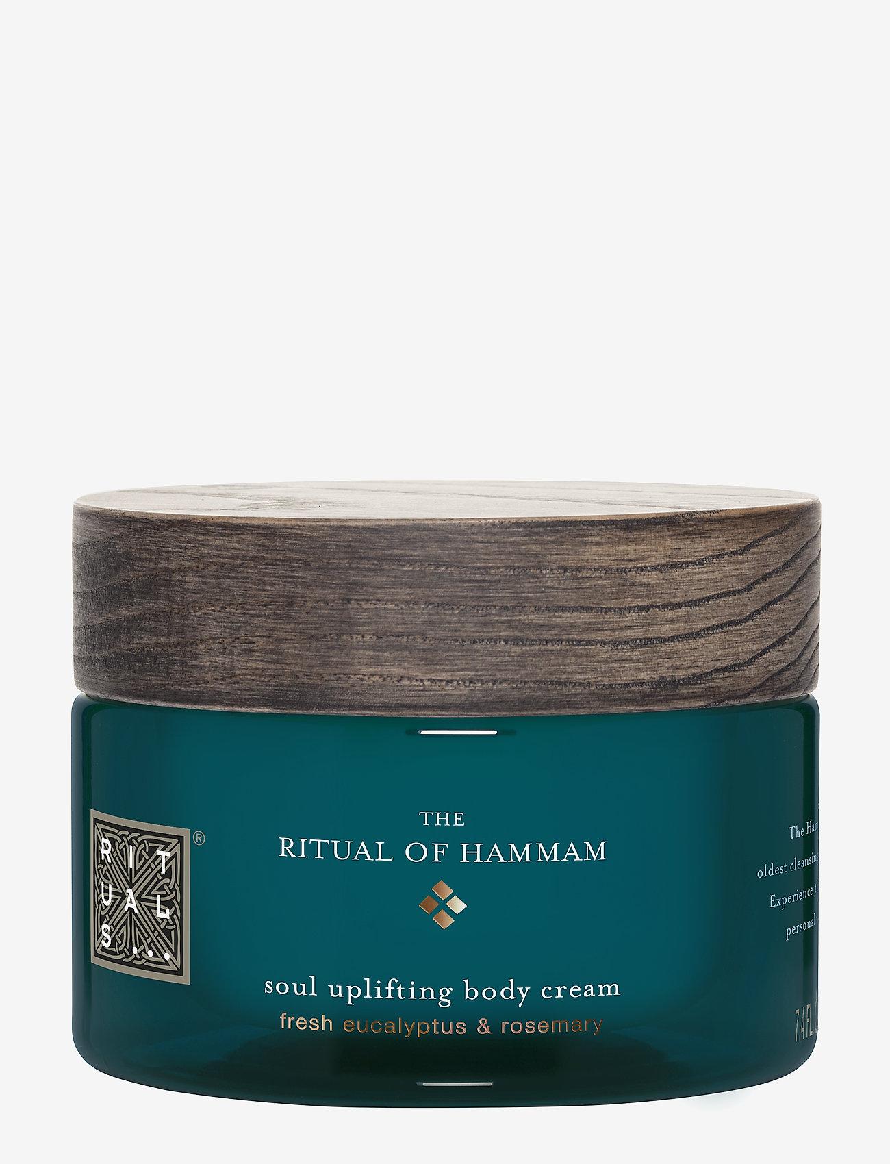 Rituals - The Ritual of Hammam Body Cream - body cream - no color - 0