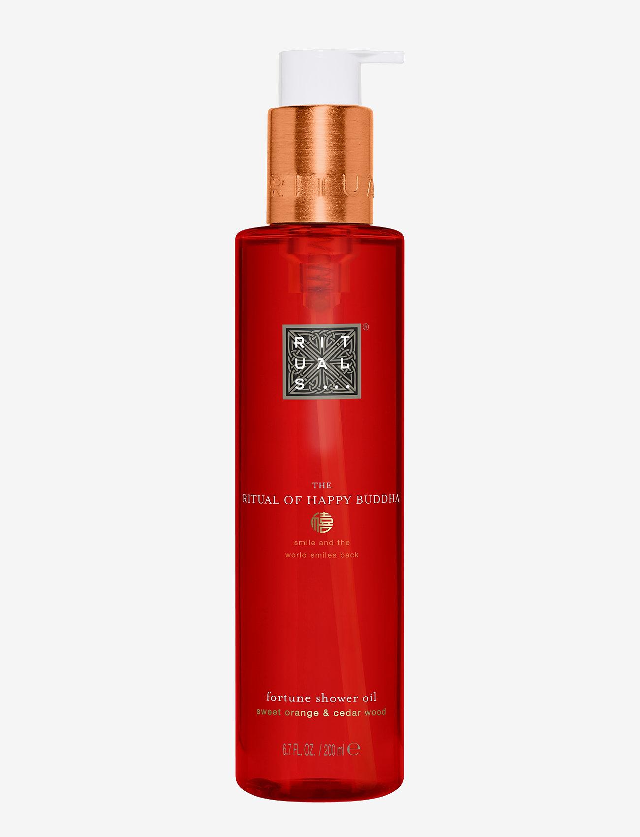 Rituals - The Ritual of Happy Buddha Shower Oil - suihkugeeli - no color - 0