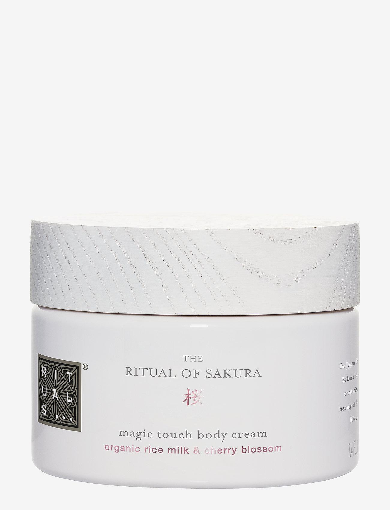 Rituals - The Ritual of Sakura Body Cream - body cream - no color - 0