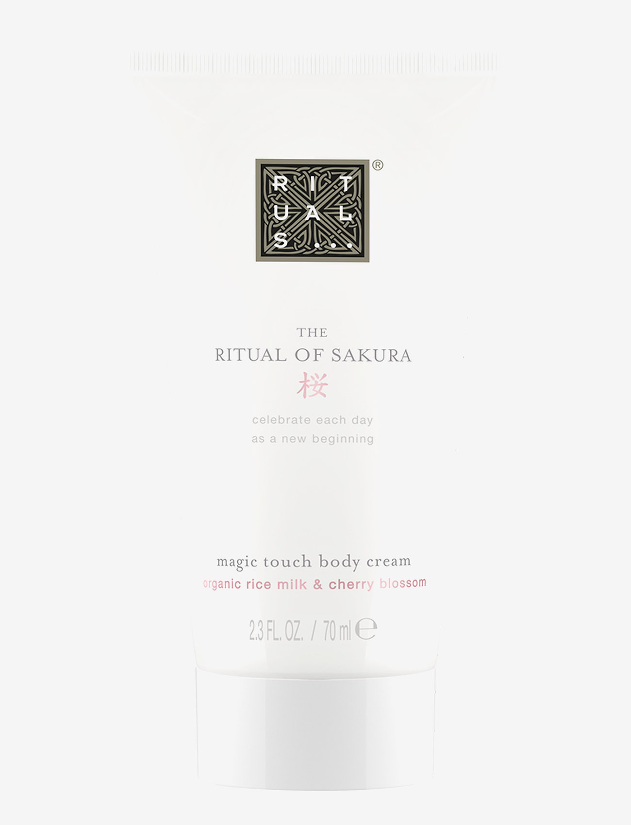 Rituals - The Ritual of Sakura Body Cream 70ml - body cream - clear - 0