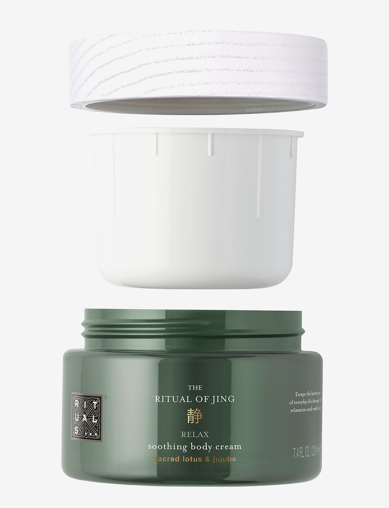 Rituals The Ritual Of Jing Body Cream - 155 kr RWzCMBL6