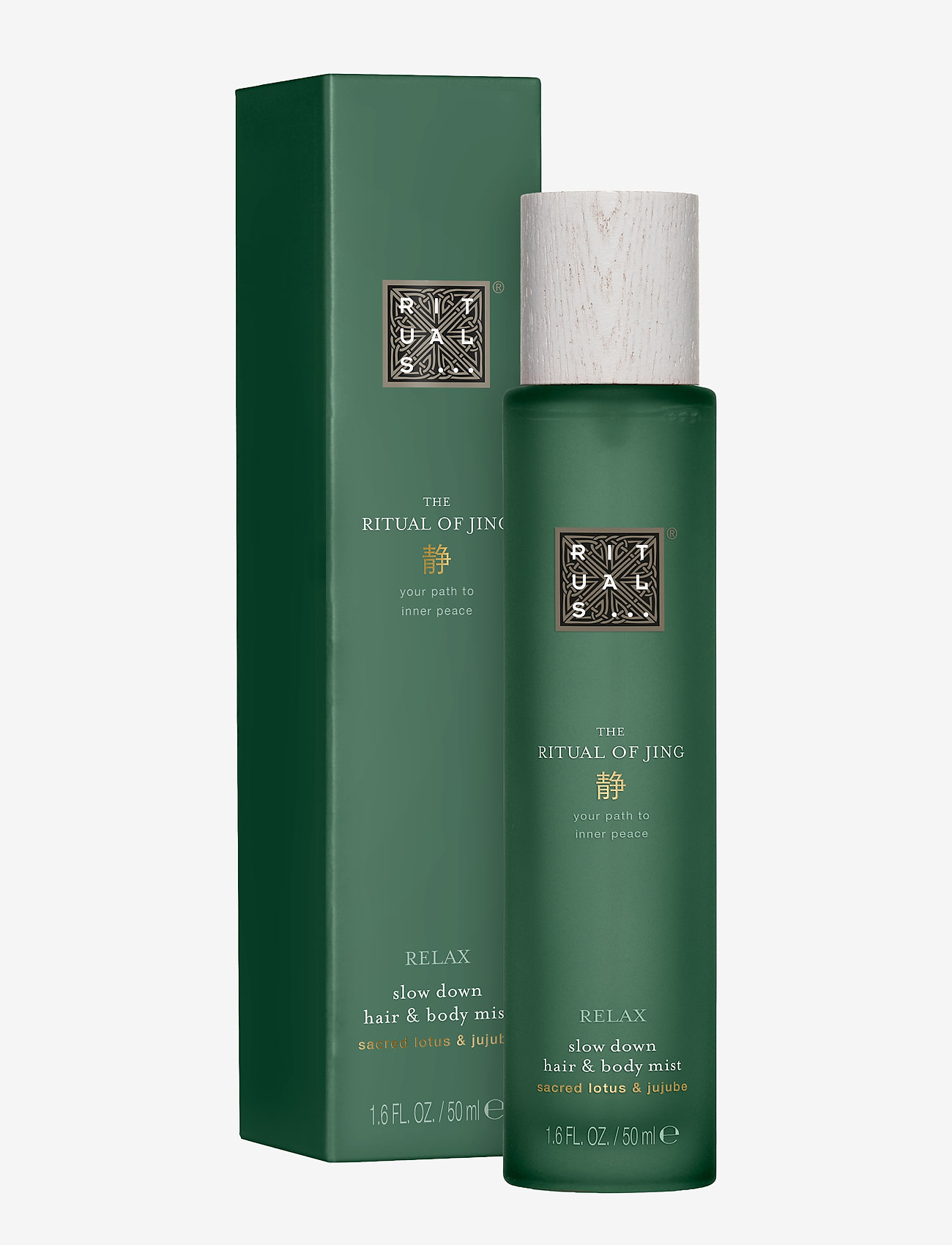 Rituals - The Ritual of Jing Hair & Body Mist - mists - clear - 1