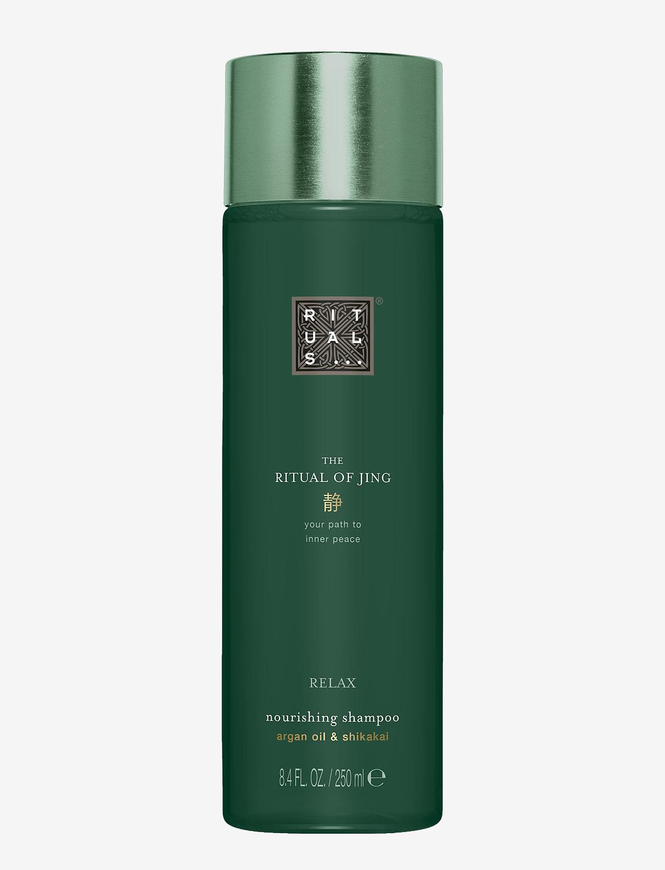 Rituals - The Ritual of Jing Shampoo - schampo - clear - 0