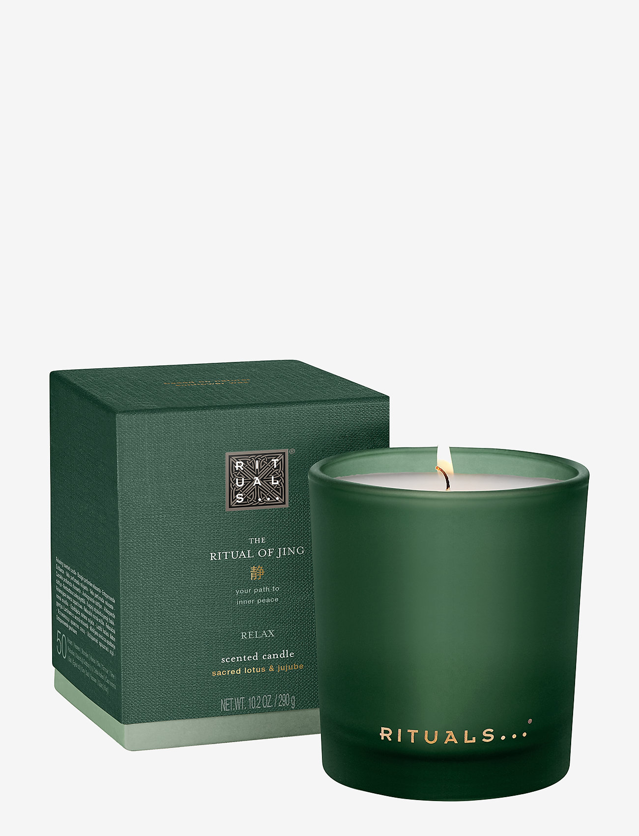 Rituals - The Ritual of Jing Scented Candle - doft - clear - 1