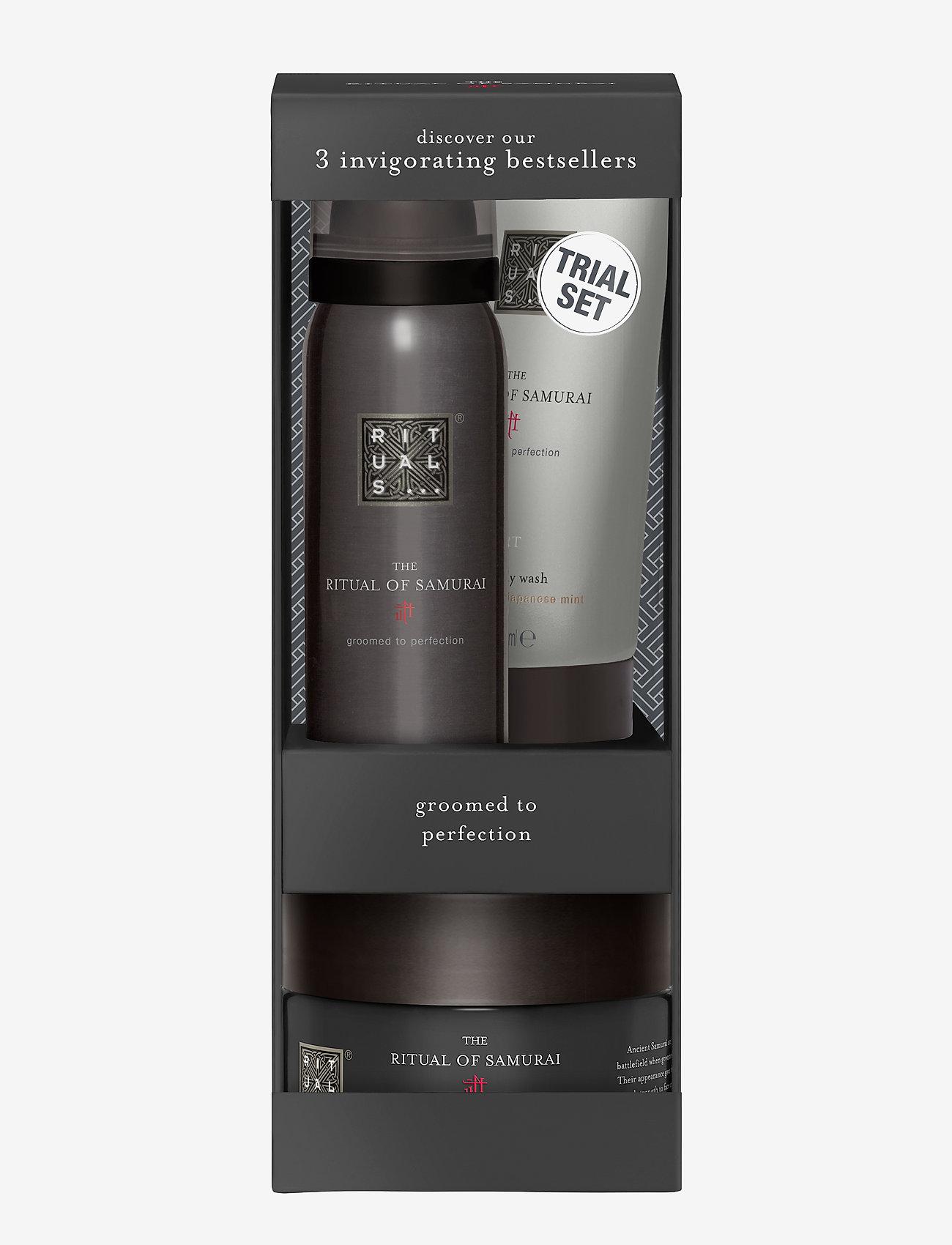 Rituals - Try Me Set Samurai - shower gel - no colour - 0