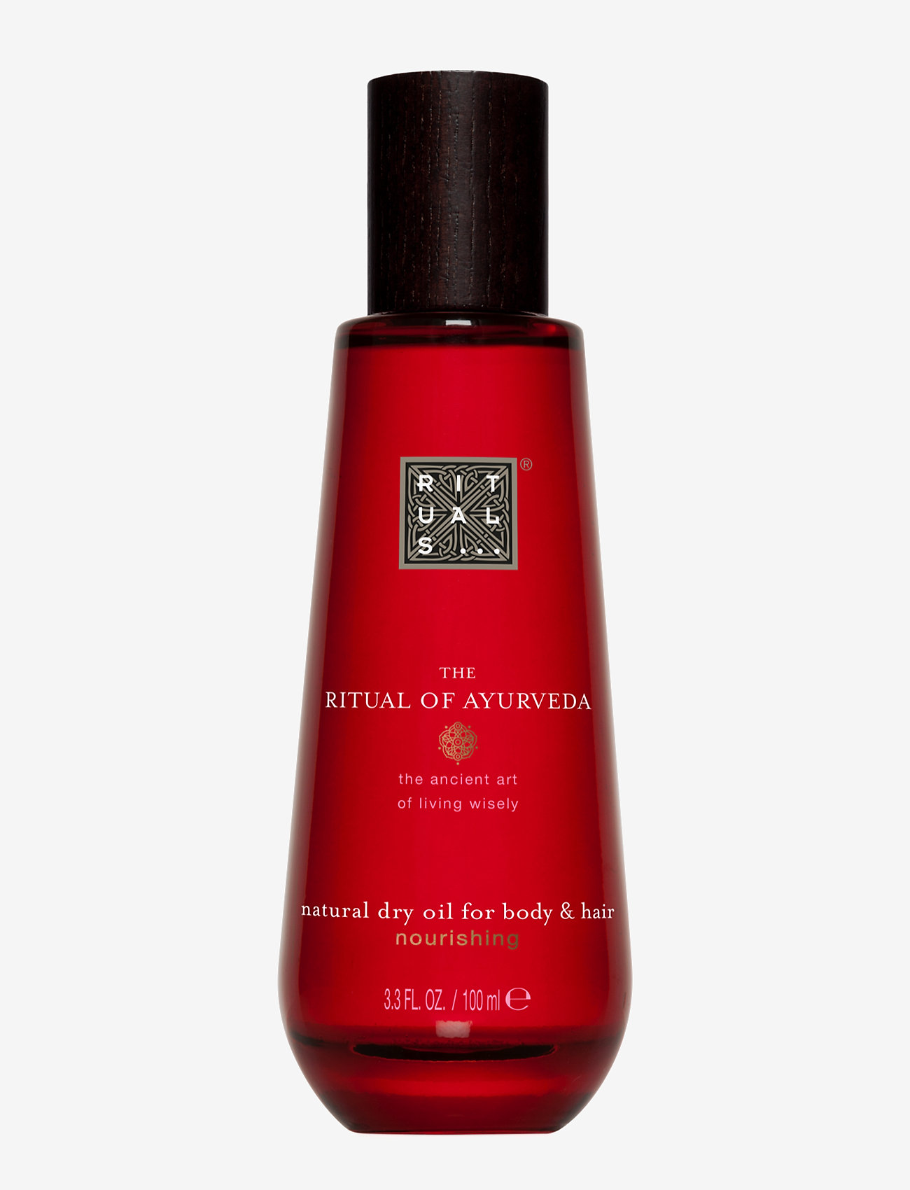 Rituals - The Ritual of Ayurveda Dry Oil VATA - kroppsolja - clear - 0