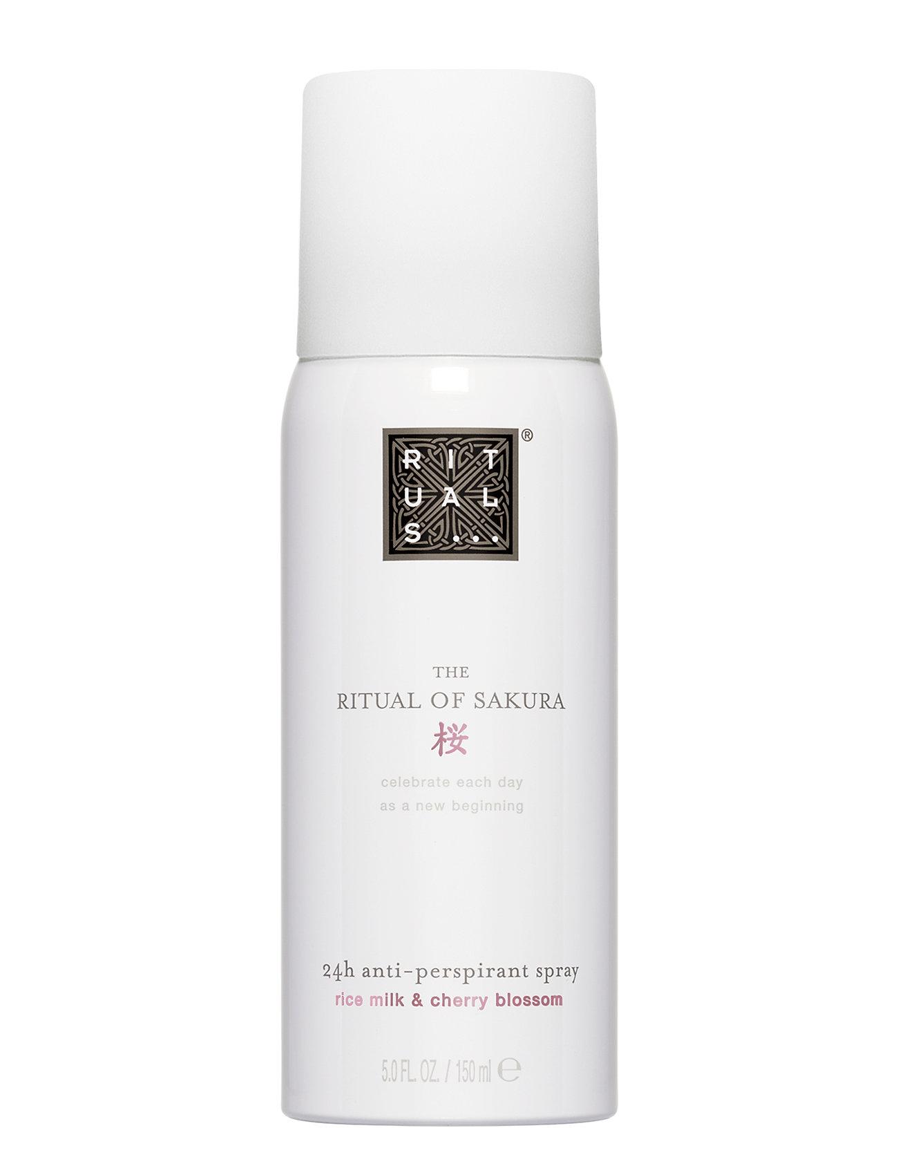 The Ritual Of Sakura Anti-perspirant Spray (No Color) (70 kr) - Rituals - Deodorant | Boozt.com