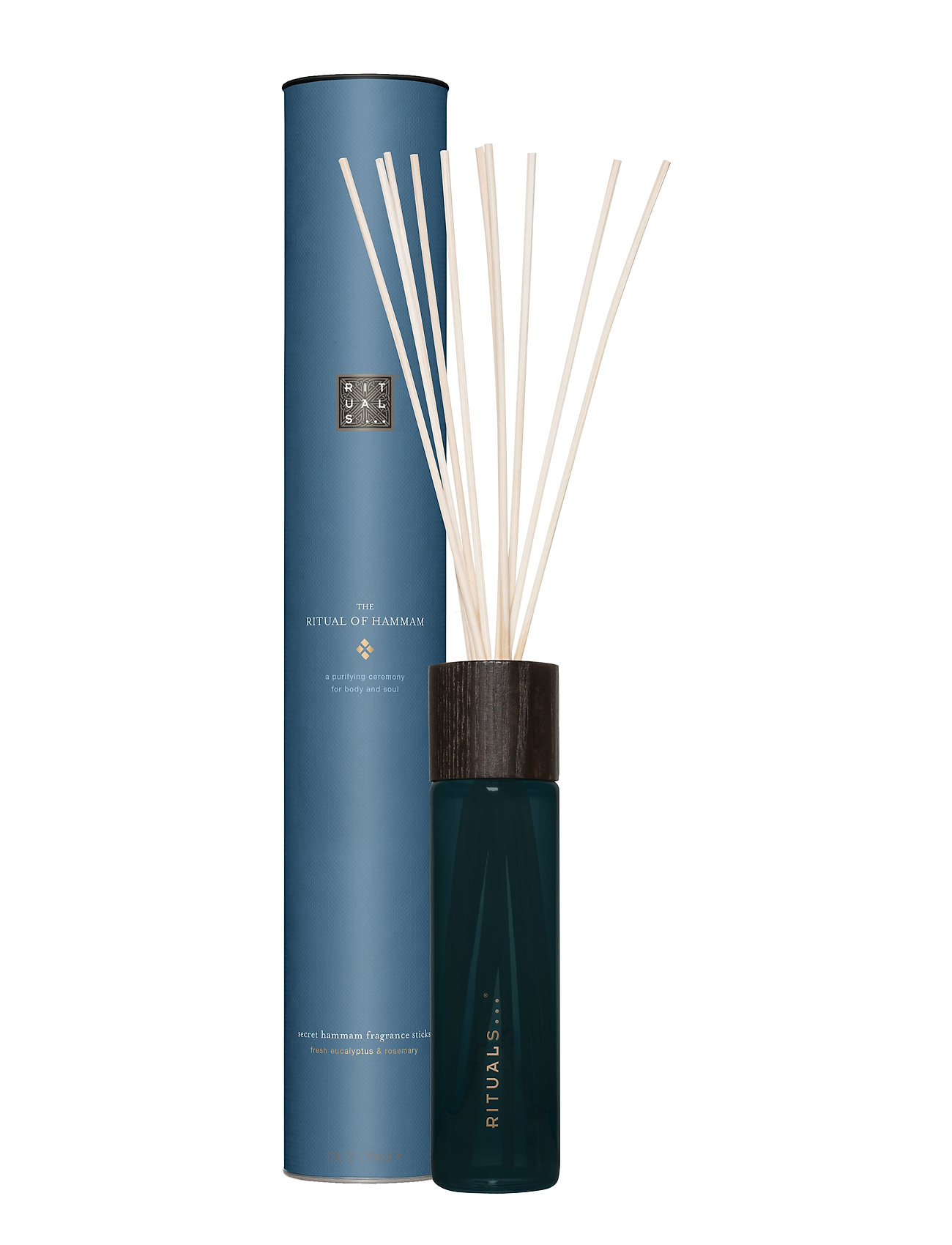 Image of The Ritual Of Hammam Fragrance Sticks Duftspray Til Hjemmet Nude Rituals (3334482343)