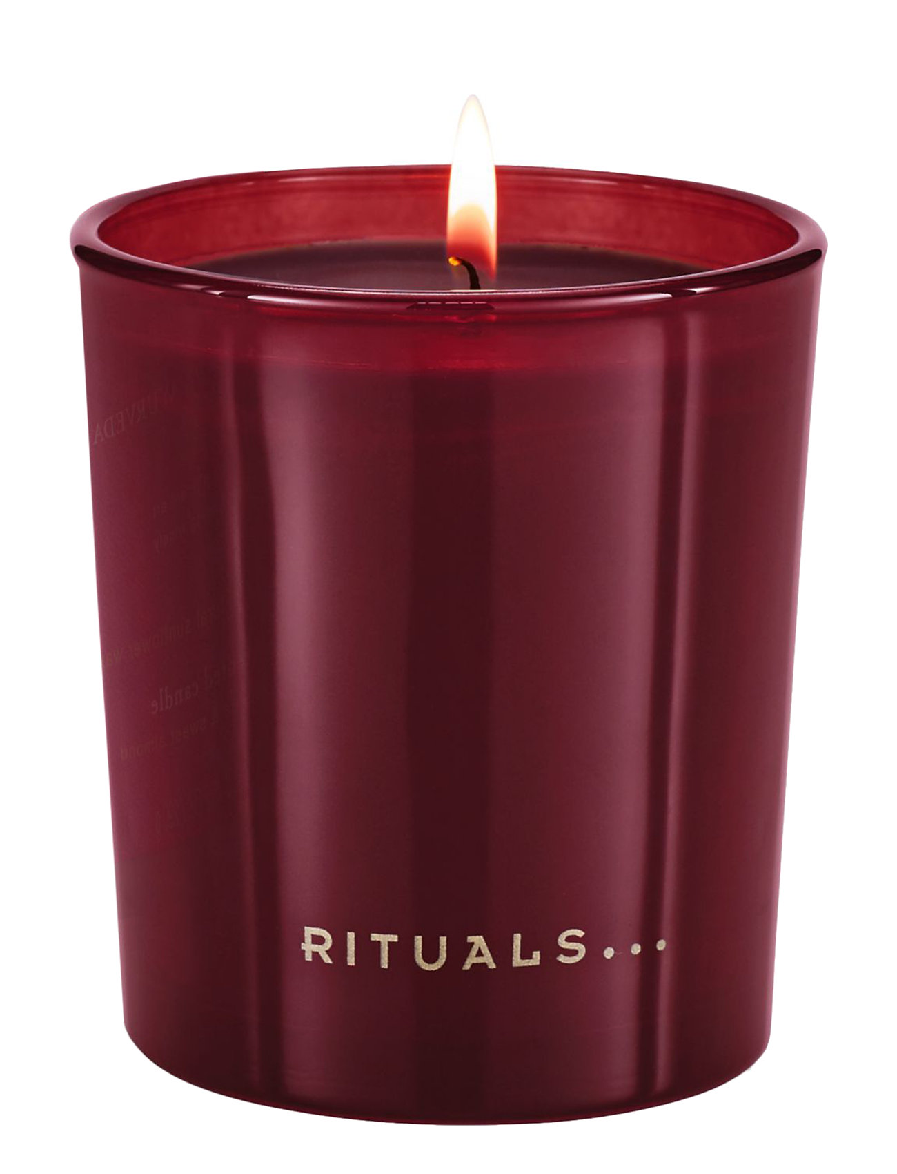 Image of The Ritual Of Ayurveda Scented Candle Duftlys Nude Rituals (3334142563)