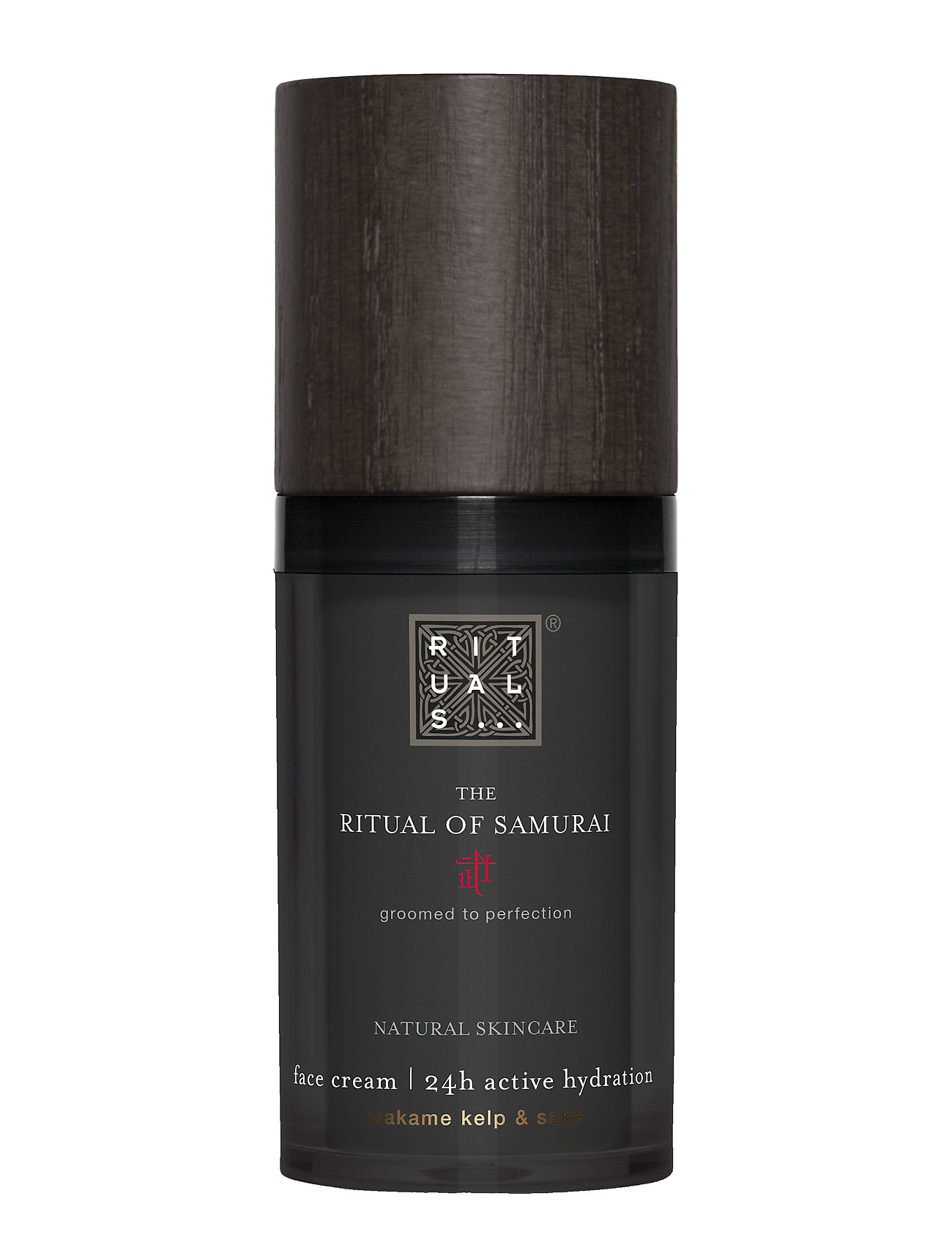 Image of The Ritual Of Samurai Face 24h Active Hydration Face Cream Fugtighedscreme Ansigtscreme Hudpleje Nude Rituals (3220987153)