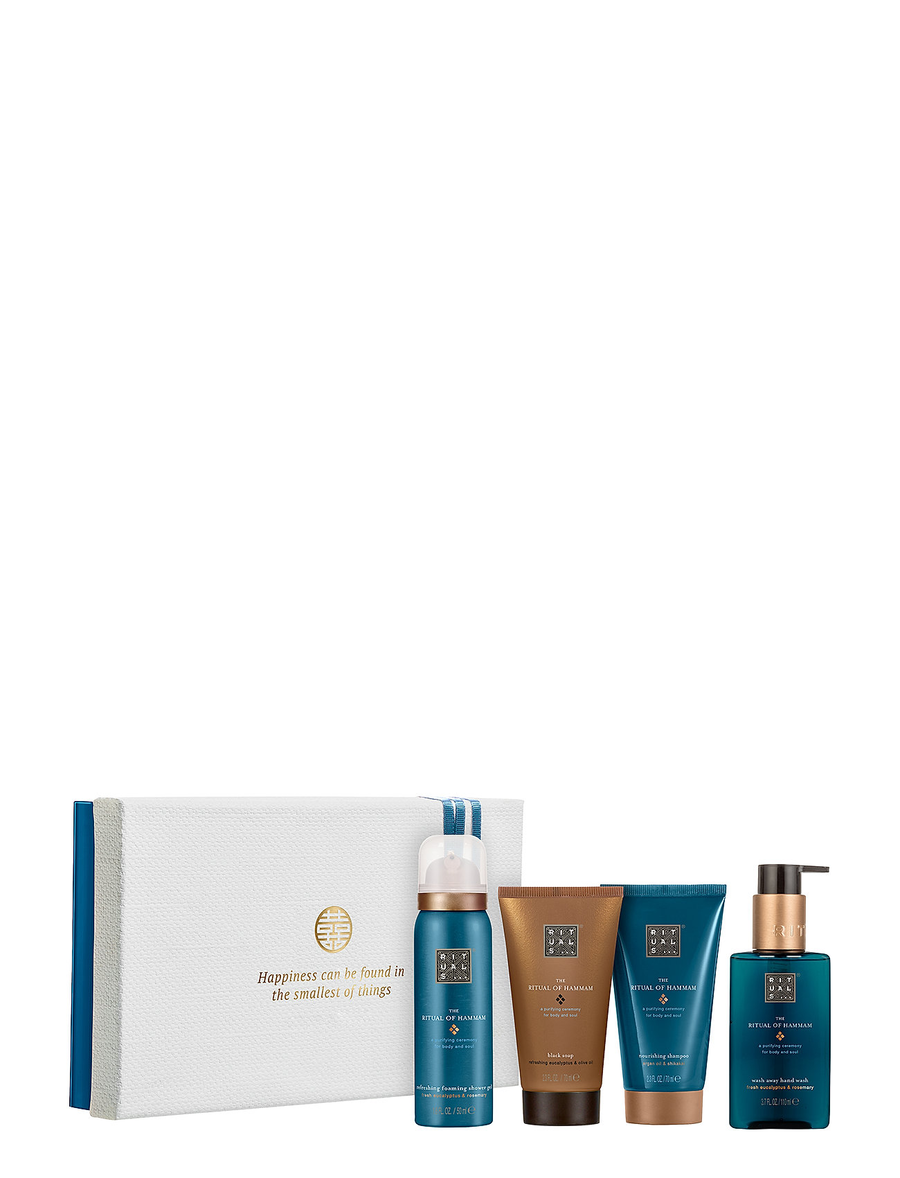 Image of The Ritual Of Hammam - Purifying Treat Beauty MEN ALL SETS Rituals (3410533029)