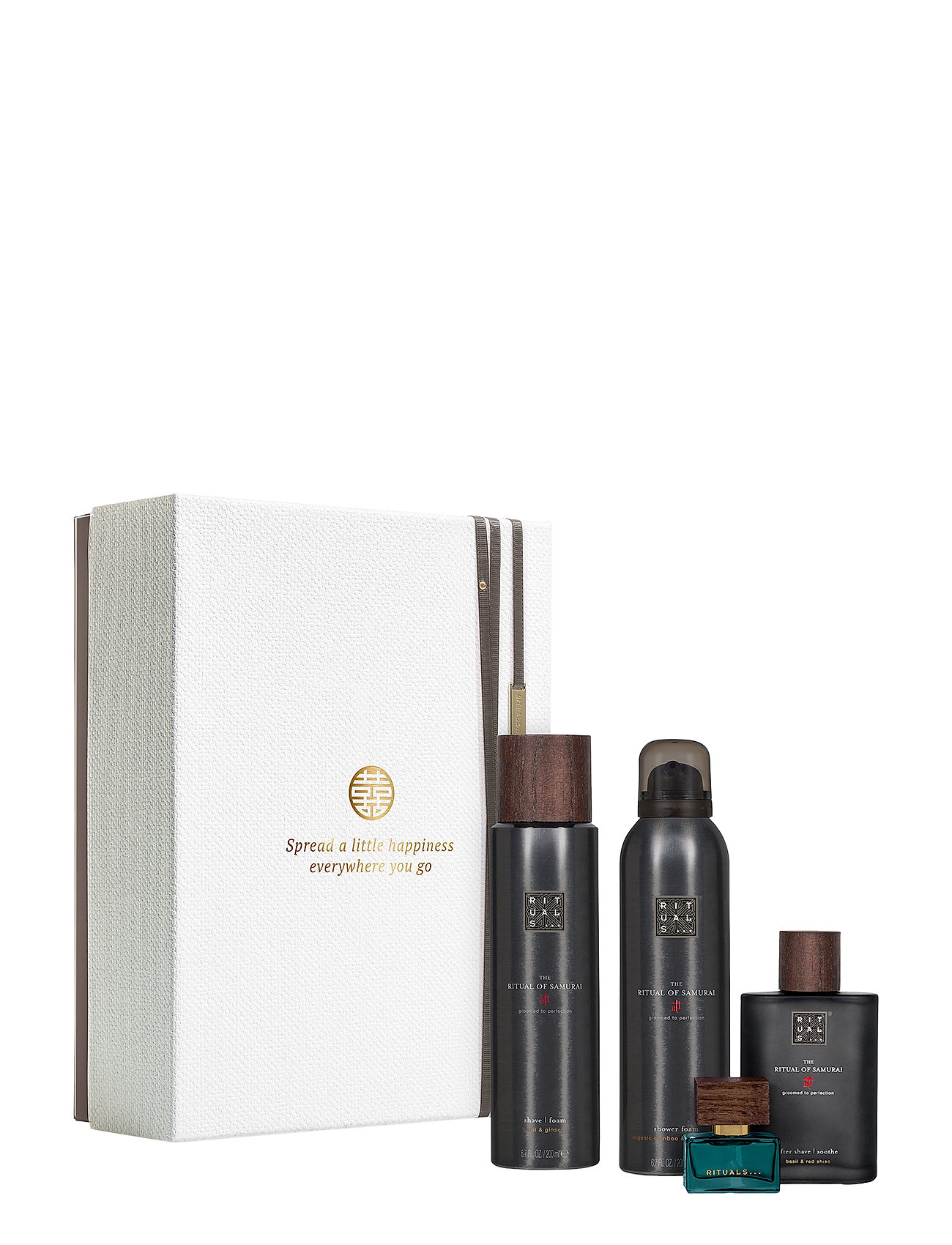 Image of The Ritual Of Samurai - Invigorating Collection Beauty MEN ALL SETS Rituals (3355824787)