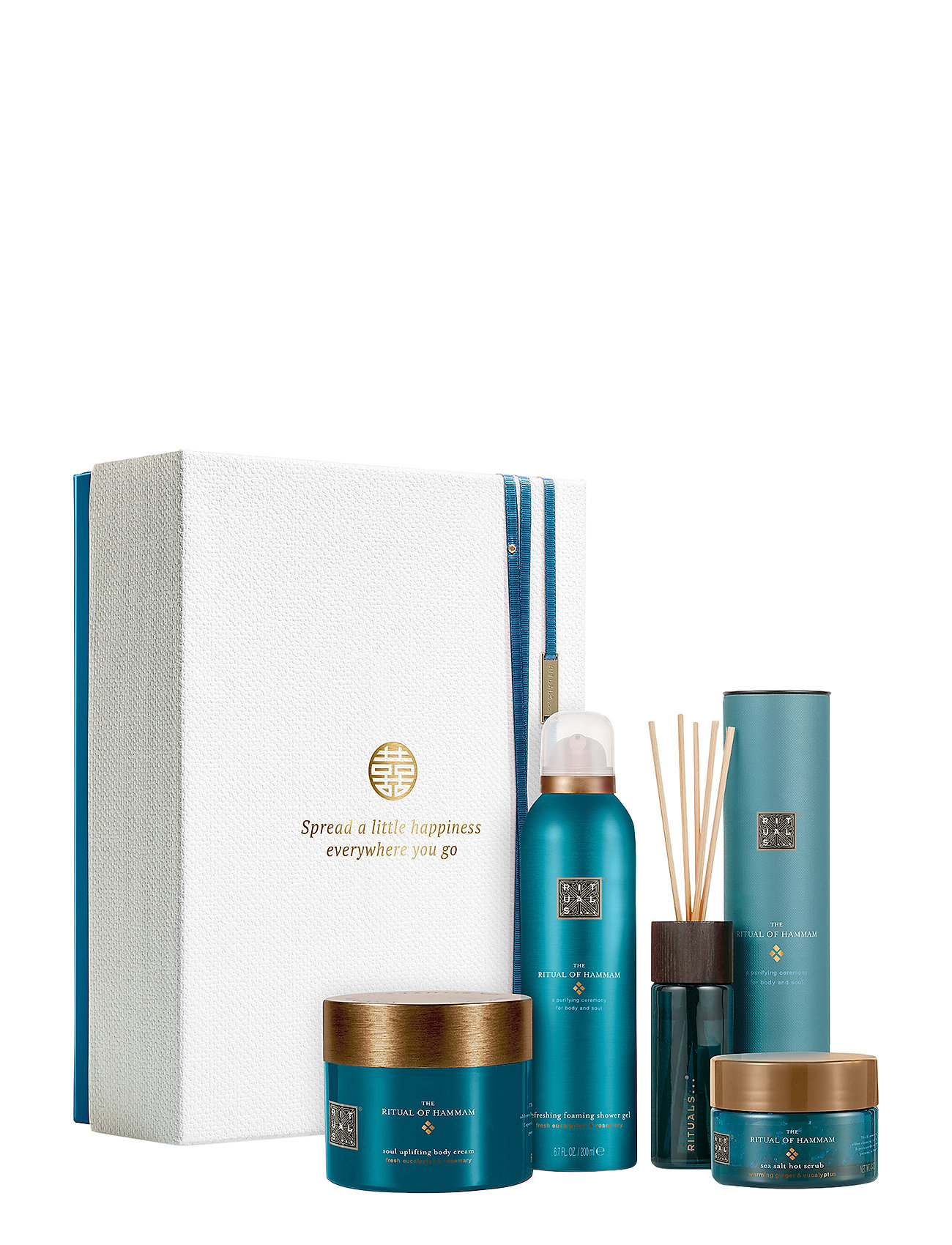 Image of The Ritual Of Hammam - Purifying Collection Beauty MEN ALL SETS Rituals (3355824789)