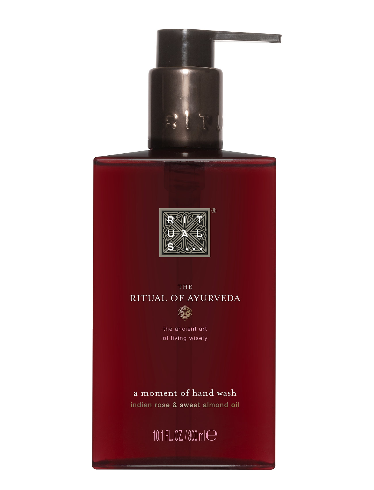 Image of The Ritual Of Ayurveda Hand Wash Håndsæbe Nude Rituals (3346817015)