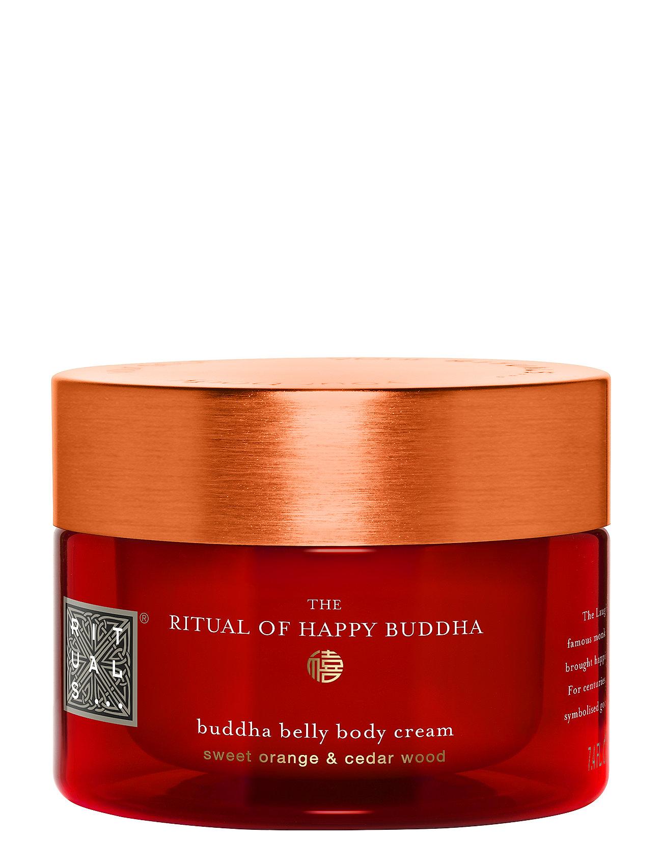 Image of The Ritual Of Happy Buddha Body Cream Body Lotion Hudcreme Nude Rituals (3406192573)