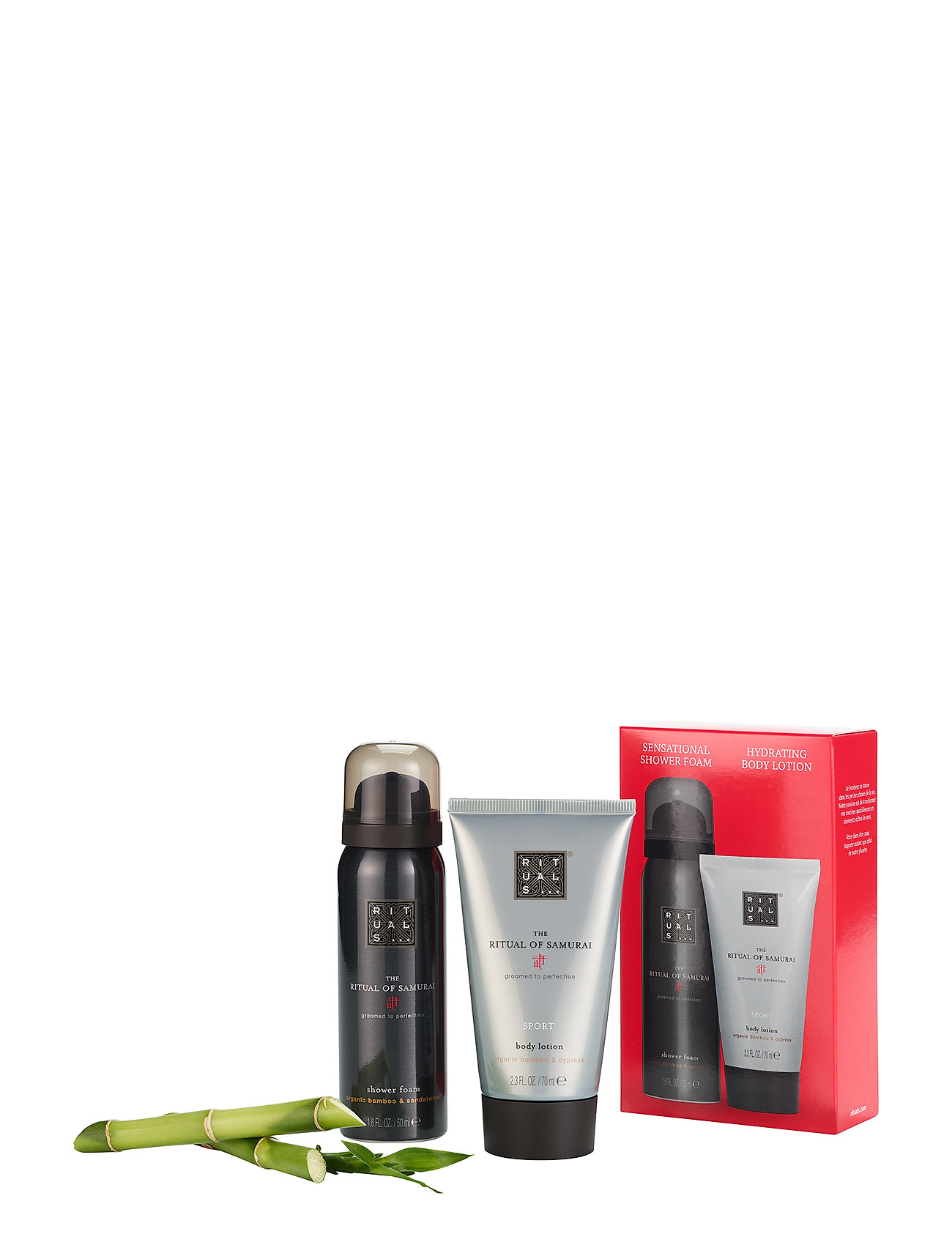 Image of Beauty To Go - Samurai 2020 Beauty MEN ALL SETS Nude Rituals (3417269187)