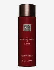 Rituals - The Ritual of Ayurveda Shampoo - schampo - clear - 0