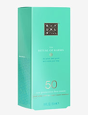 Rituals - The Ritual of Karma Sun Protection Face Cream 50 - ansikte - clear - 1