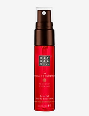 Rituals - The Ritual of Ayurveda Hair & Body Mist 20ml - hair mist - clear - 0