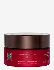 Rituals - The Ritual of Ayurveda Body Scrub - skrubb - no colour - 0