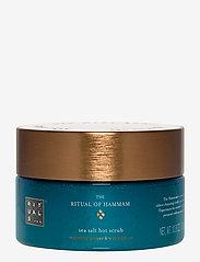 Rituals - The Ritual of Hammam Hot Scrub - shower gel - no colour - 0