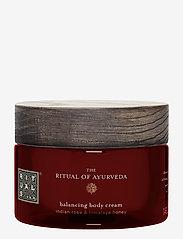 Rituals - The Ritual of Ayurveda Body Cream - body cream - no color - 0