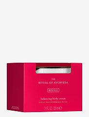 Rituals - The Ritual of Ayurveda Body Cream Refill - body cream - clear - 1