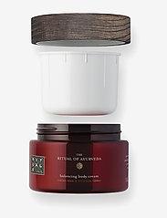 Rituals - The Ritual of Ayurveda Body Cream Refill - body cream - clear - 2